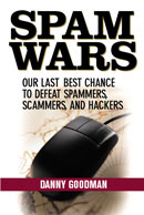 Spam Wars book cover